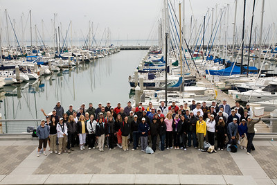 SKYY corporate team-building regatta