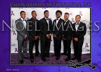 2015 Calvin Johnson Jr. Foundation -Catching Dreams Gala