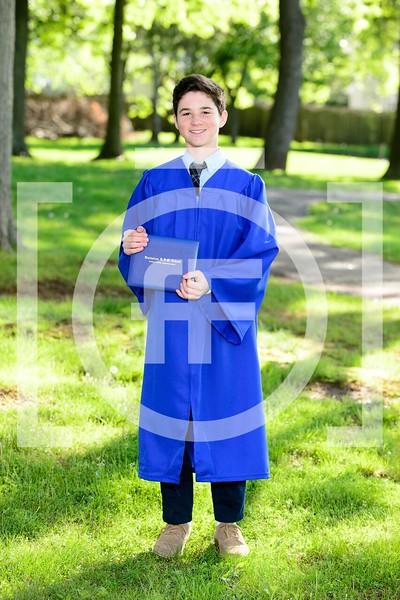VISI 2017 Graduation Portraits & May Procession
