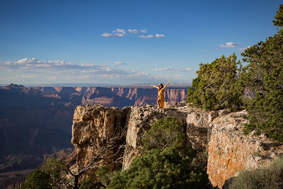 Grand Canyon Maternity Pictures