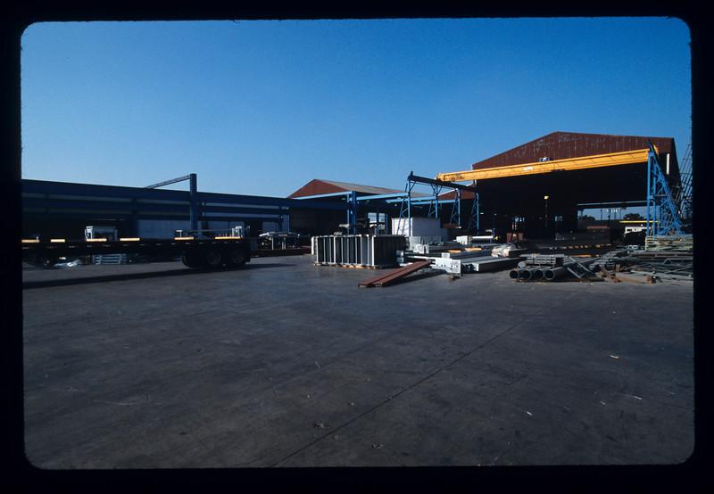 Washington Iron Works, Gardena, 2004
