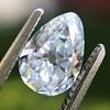1.03ct Antqiue Pear Shape Diamond, GIA D VS1 7