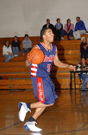 DHS Varsity Boys Basketball - 12-03-05