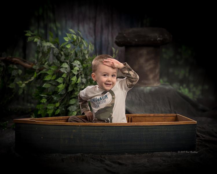 Eli's Boating Adventure