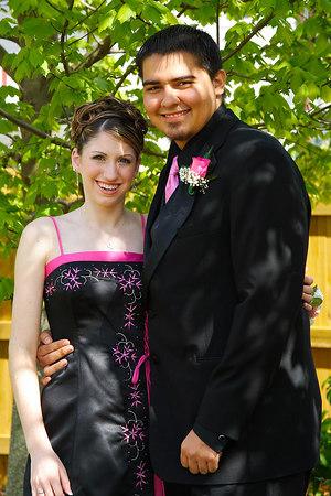 Daniel & Michelle 2006