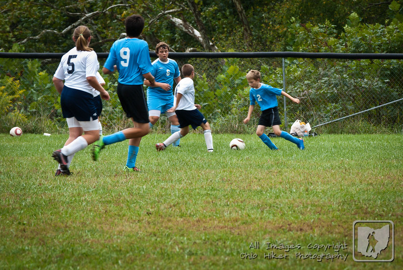 OVCS Junior High Soccer 2011