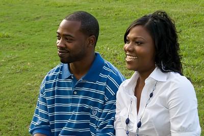 Larissa & Gary Engagement
