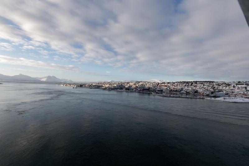 Tromsø -- Aurores boréales