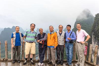 Photographers at Guilin