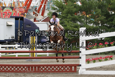 Ring I: Pony Jumpers