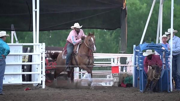 Tie Down Roping Saturday Night Blue Ridge Rodeo