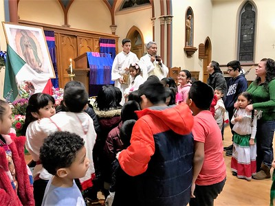 2018-12-11  Our Lady of Guadalupe Mass