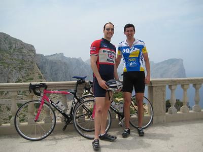 Cycling in Majorca