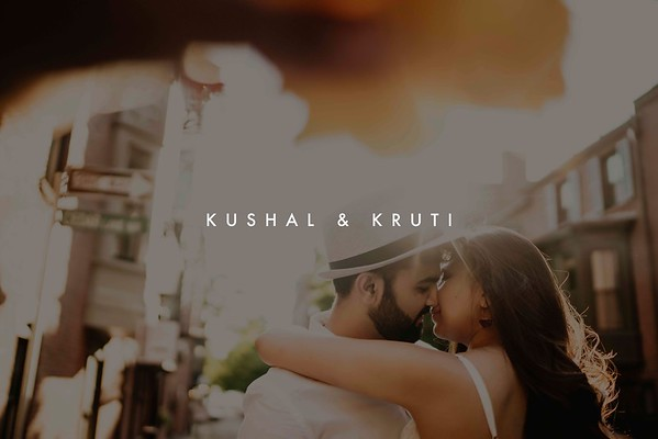 Kushal & Kruti | Boston 2019