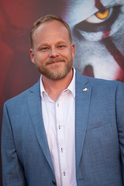 """WESTWOOD, CA - AUGUST 26: Brandon Crane attends the Premiere Of Warner Bros. Pictures' """"It Chapter Two"""" at Regency Village Theatre on Monday, August 26, 2019 in Westwood, California. (Photo by Tom Sorensen/Moovieboy Pictures)"""