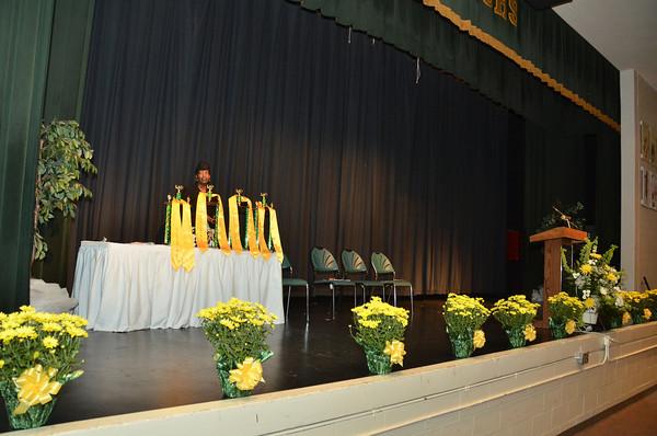 Suwannee High School Senior Awards June 4