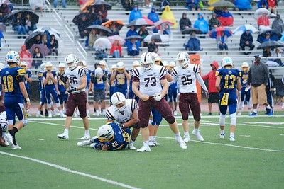 JV Canal Winchester vs Olentangy 9/8/18