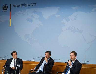 Auswärtiges Amt Konferenz