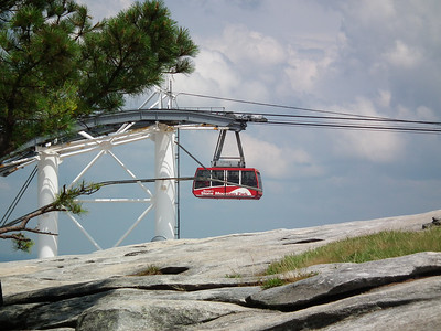 2010 5.30 and 31 Sky Lift and Top of Stone Mountain