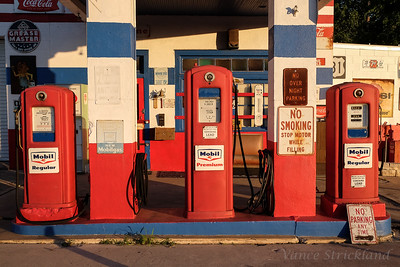 Gas Station - Jarrell, Tx