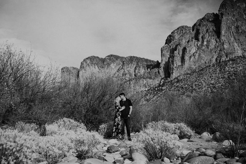 Joel + Danielle Engagements 2018