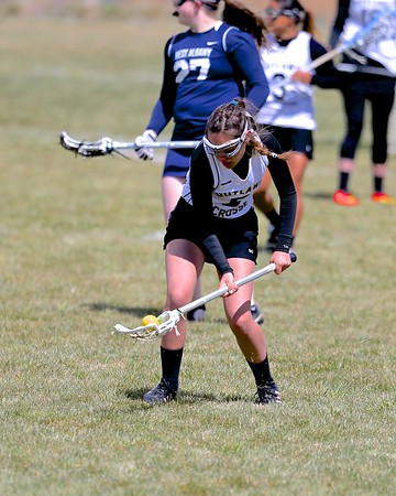 Outlaw Girls Lacrosse vs West Albany 4-25-14
