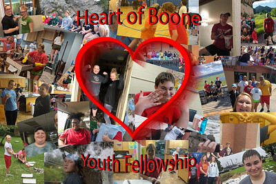 Heart of Boone Youth Fellowship 2019-20