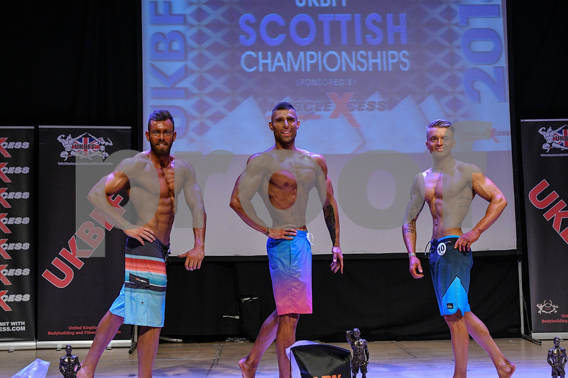 ROOKIE MEN'S PHYSIQUE