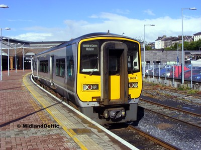 Cork. Cobh & Midleton Trains - 19-05-2015