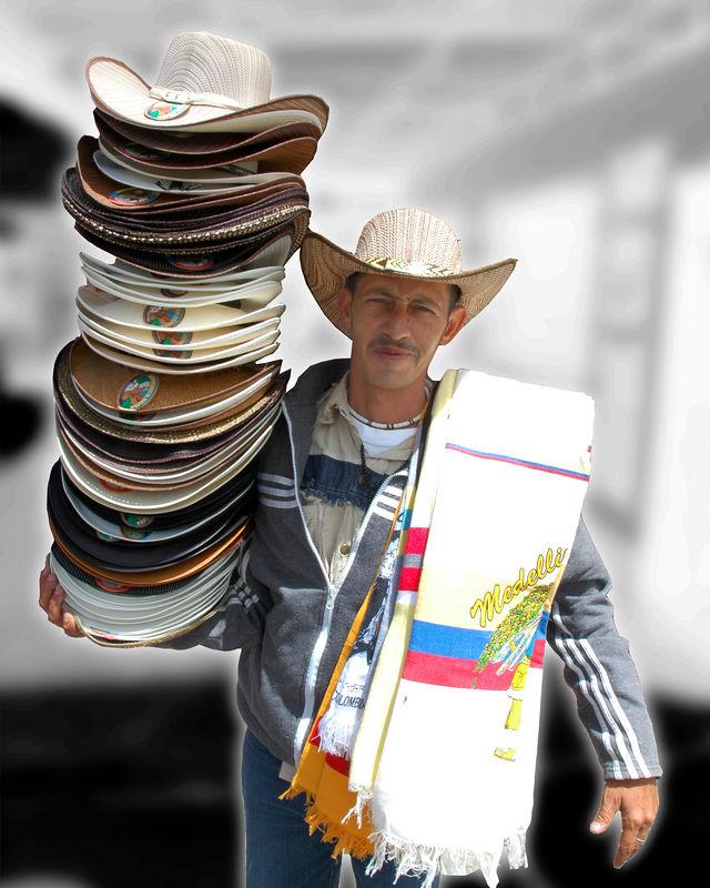 Venta de Sombreros bw.jpg