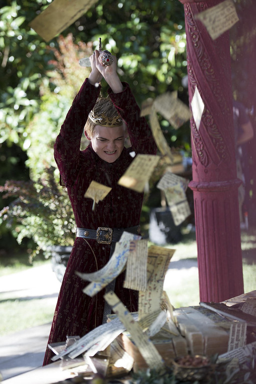 . Jack Gleeson (Photo by Macall B. Polay/HBO)
