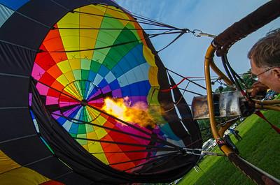 2017 Festival of Ballooning