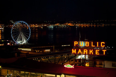 Seattle Aerial Views