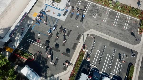 F45 Drone-Photo & Videos  Sept. 5, 2020