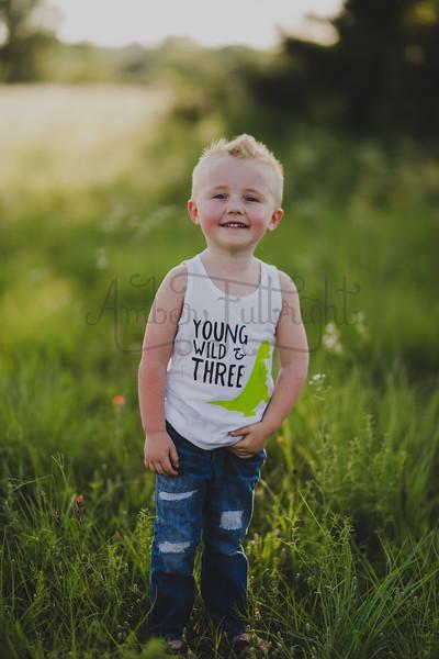 Wyatt 3 Year