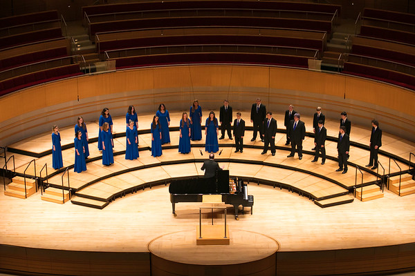 9. Carson High School Chamber Choir