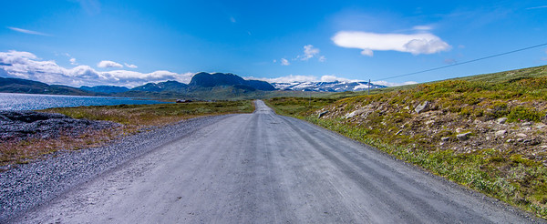 Skåbuvegen Road