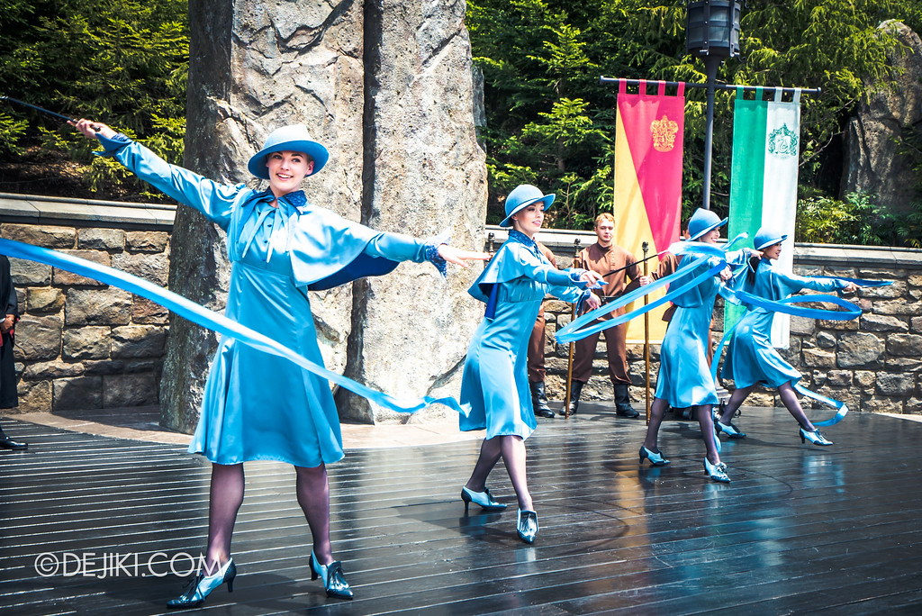Universal Studios Japan - The Wizarding World of Harry Potter - Hogsmeade Triwizard Spirit Rally 2