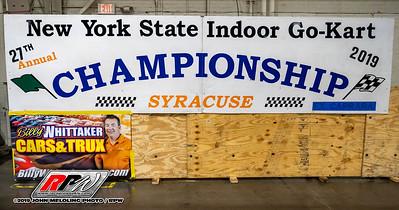 New York State Indoor Kart Championship -12-6-2019 - John Meloling