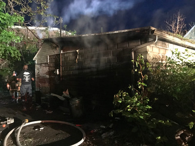 City of Coatesville Garage Fire
