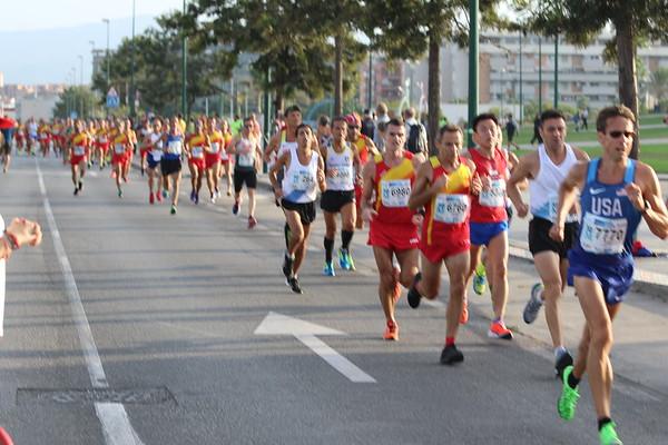 Malaga - Sunday 16 - Half Marathon - 1500m Finals - Relays