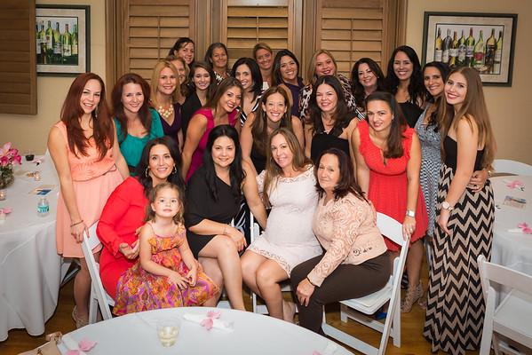 Aylen Ginoris baby shower 11-15-14