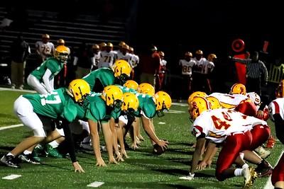 Freshmen vs Rock Island