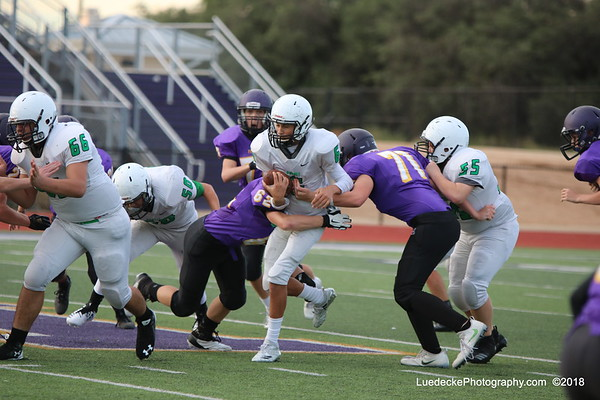 Freshman Burnet vs. Liberty Hill