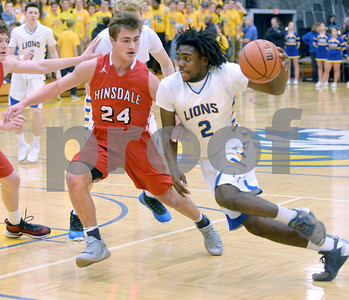 Lyons Township boys basketball