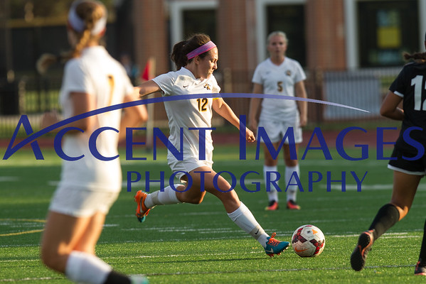 UAHS Varsity Girls Soccer vs. Westerville Central 8/30