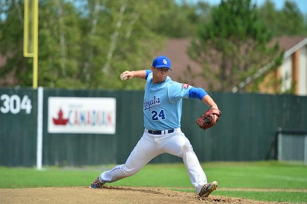 August 13, 2016 Fredericton Royals Baseball