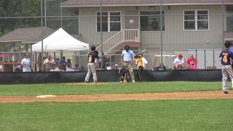Will first inning vs Boonville.m4v
