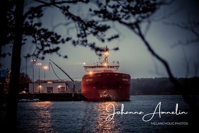 Laivoja - Ships