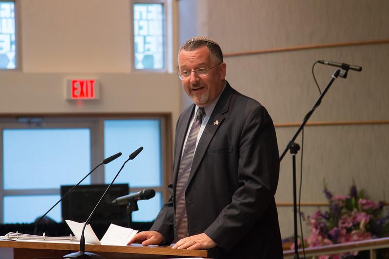 Rabbi Greg Harris -- Tour de Rudolph -- Retirement tribute for Rabbi Bill Rudolph, Congregation Beth El, Bethesda, MD, May 17, 2015